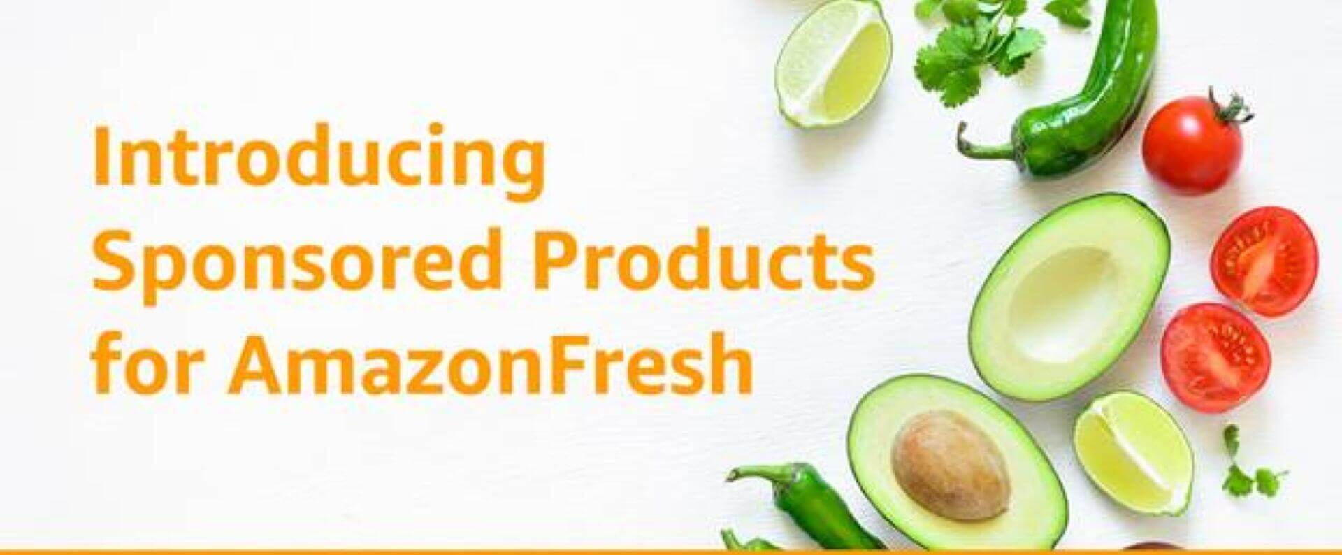 Amazon extends Sponsored Products to AmazonFresh for CPG brands