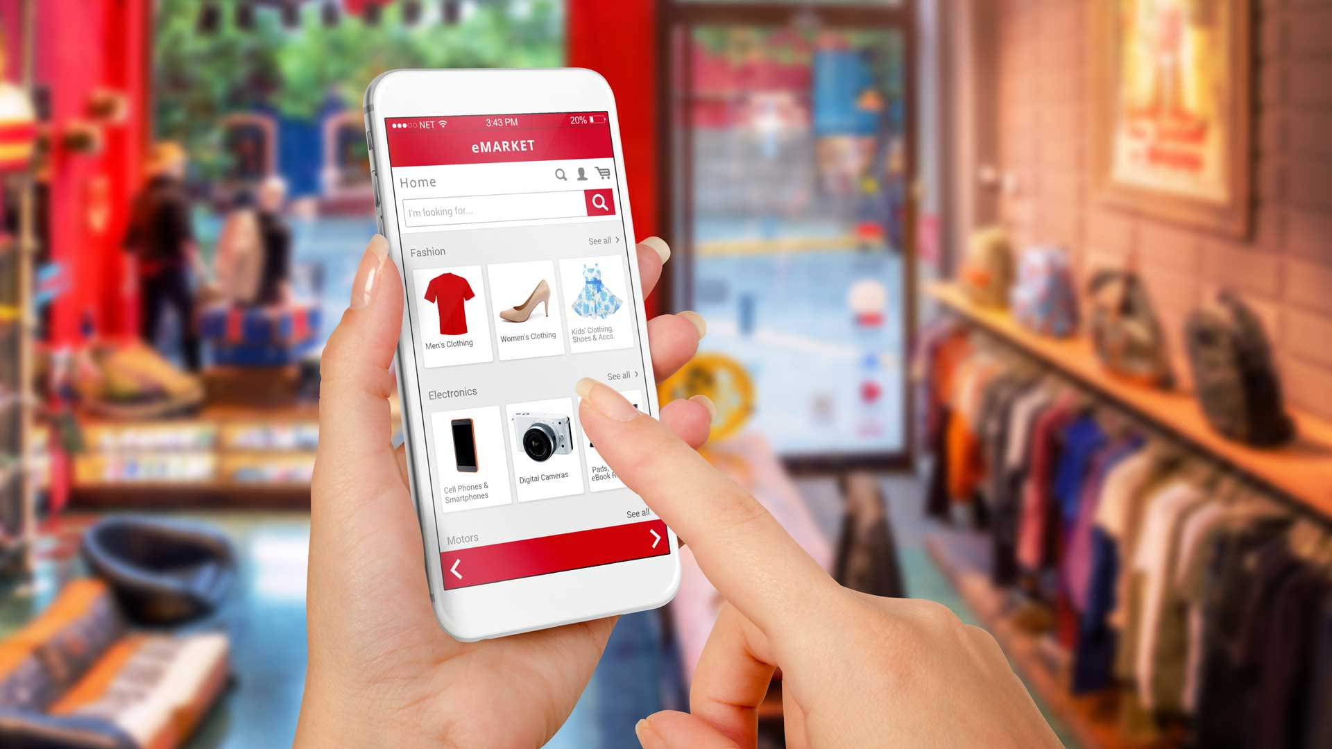 From Black Friday to Cyber Monday, consumers spend more than $4 billion on mobile