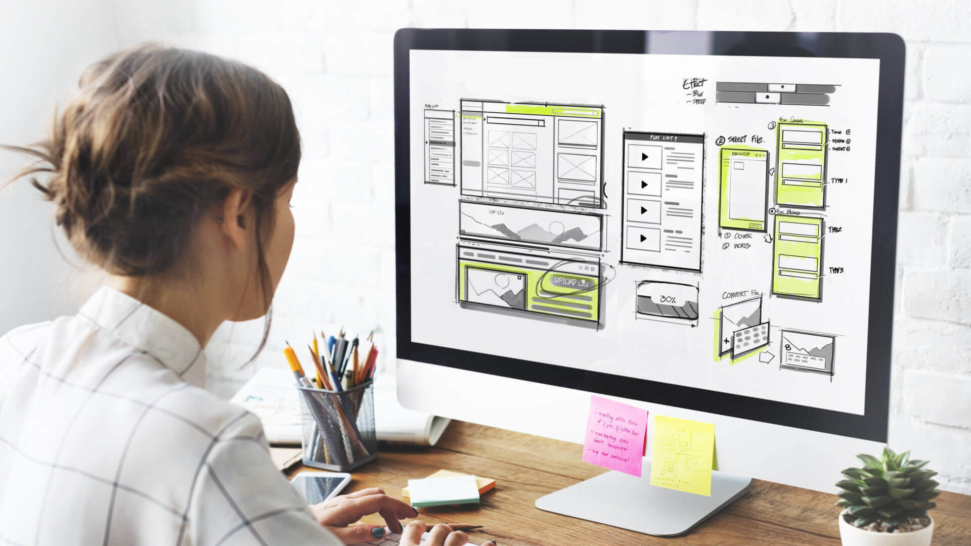 Planning and creating the perfect landing page